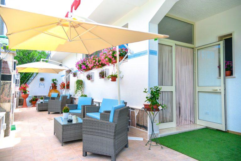 Villa Milla, casa vacanze che da alloggio in puglia per vacanze in salento bellissime.
